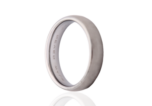 Tungsten Ring Engraving