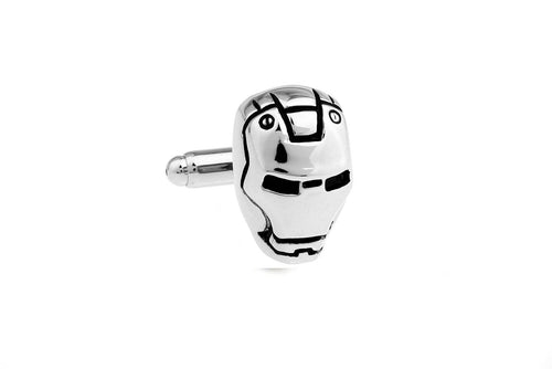 Iron Man Cuff Links, Unbreakable Man - 1