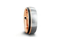 Load image into Gallery viewer, Valour Tungsten Ring