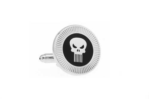 Punisher Cuff Links, Unbreakable Man - 1
