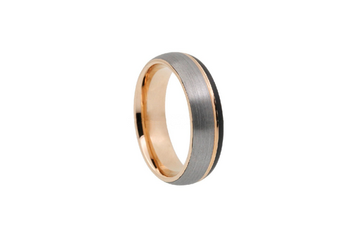 Valour Tungsten Ring