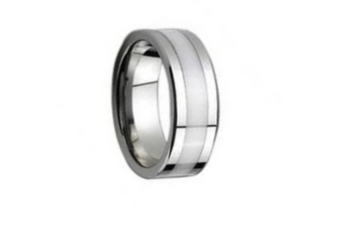 Elegance Tungsten Ring