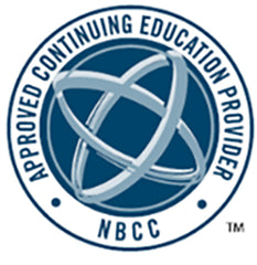 Approved Continuing Education Provider NBCC Logo