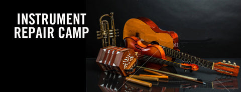 Band Instrument Repair Workshop
