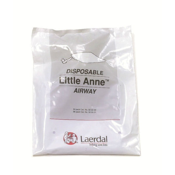 Little Anne - Luftväg, 24-pack