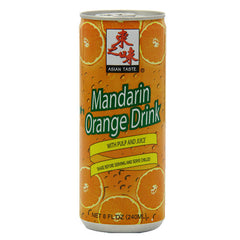 Asian TST Orange Drink