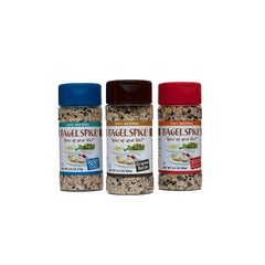 Bagel Spice 3 Pack Bundle