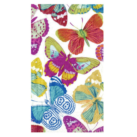 Entertaining with Caspari Chloe Paper Guest Towels