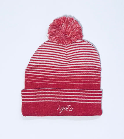 I GOT U womens winter hat