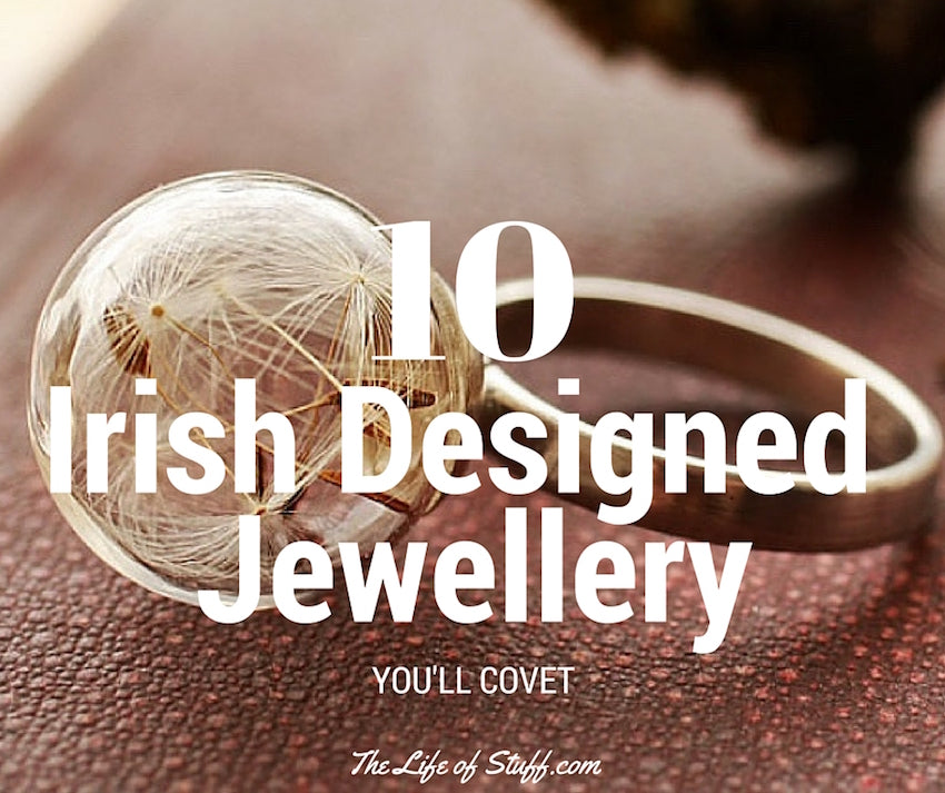 the life of stuff. 10 irish designed jewellery youll covet by Edwina o'Connor Edge Only Jewellery