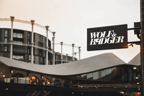 Coal Drops Yard Wolf & Badger
