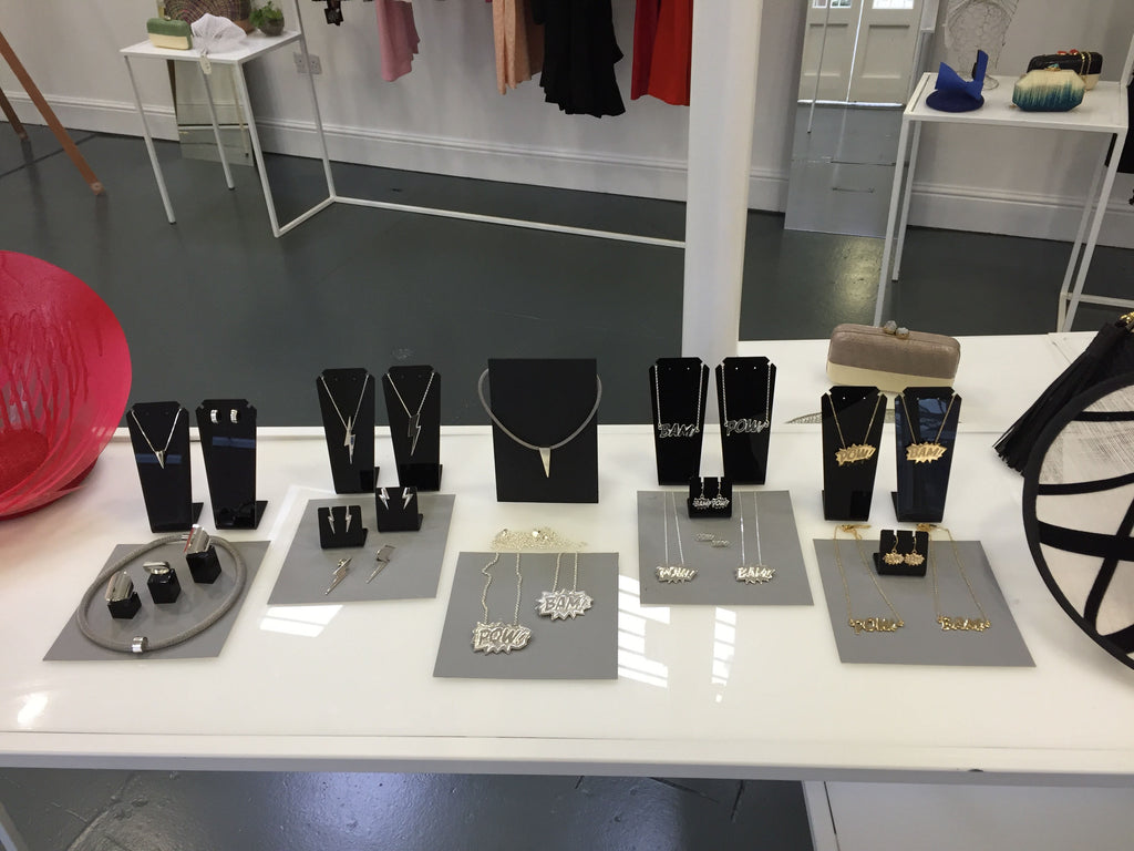 Edge Only jewellery in [MADE] Store and Gallery Powerscourt Townhouse Centre Dublin""