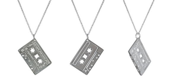 Electronic Sheep X Edge Only Mixed Tape Pendant €249.00