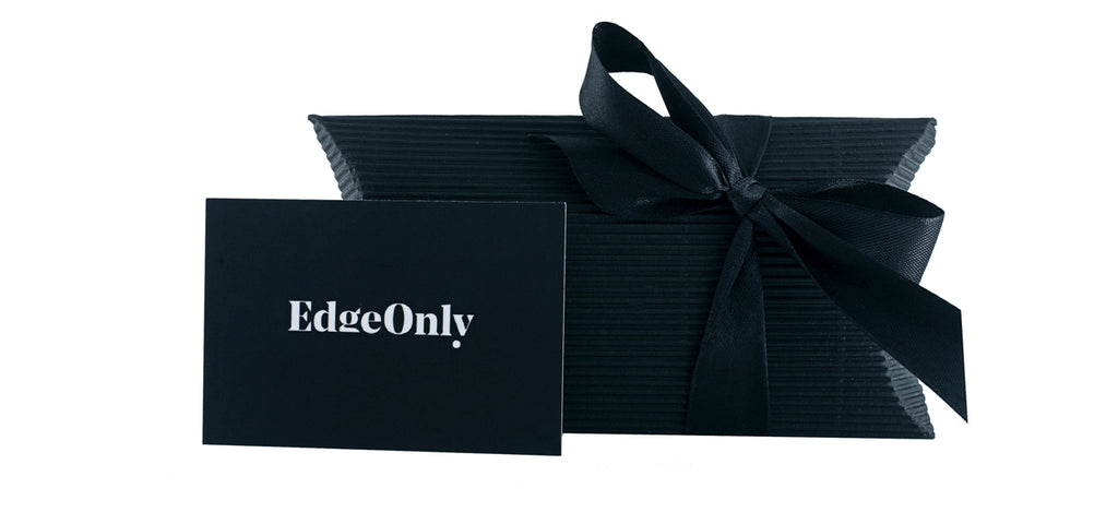 Edge Only jewellery gift card