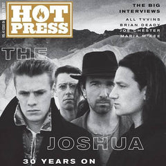 Hot Press Magazine March 2017