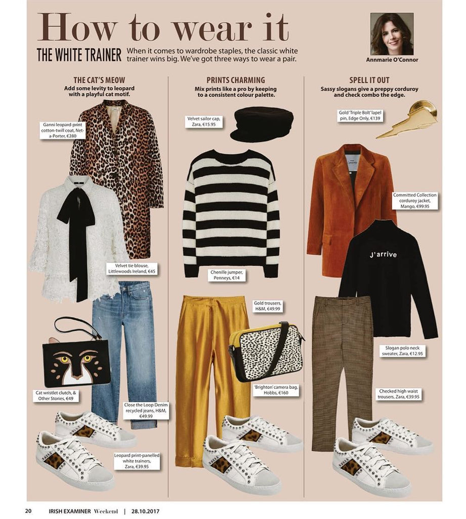 Irish Examiner Weekend magazine How To Wear It Nov 28 2017