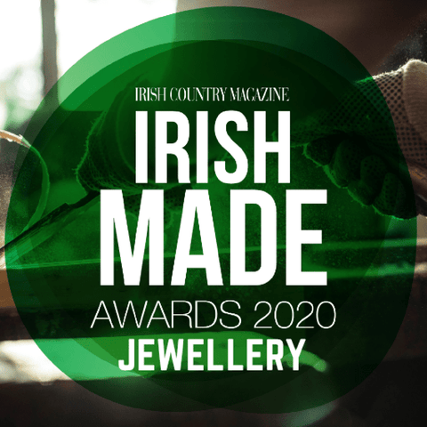 Irish Made Awards Jewellery Finalists 2020 Edge Only