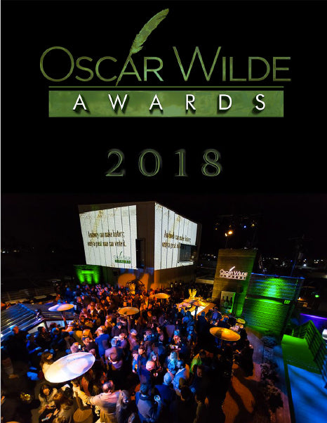 Oscar Wilde Awards programme March 1st, 2018. The US-Ireland Alliance 13th Annual Oscar Wilde