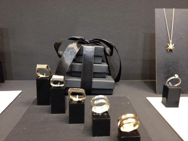 Edge Only Jewellery Ireland gold and silver rings