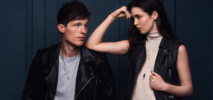 Edge Only brand photo. Male and Female Models. Mechanical Collection
