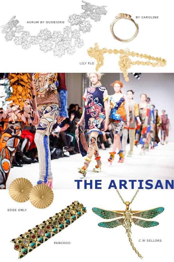 The Artisan SPRING/SUMMER 2018 TRENDS FOCUS AT IJL 2017