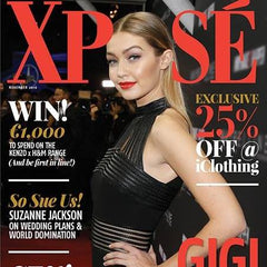 Xposé Magazine November cover