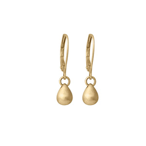 Teardrop Earrings in 14ct Gold
