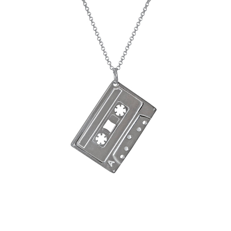 Electronic Sheep X Edge Only Mixed Tape Pendant A side