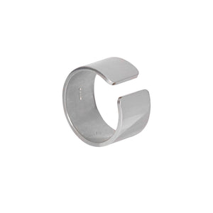 Gap Ring - Men's in sterling silver