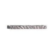 Edge Only Rugged Tie Bar in sterling silver