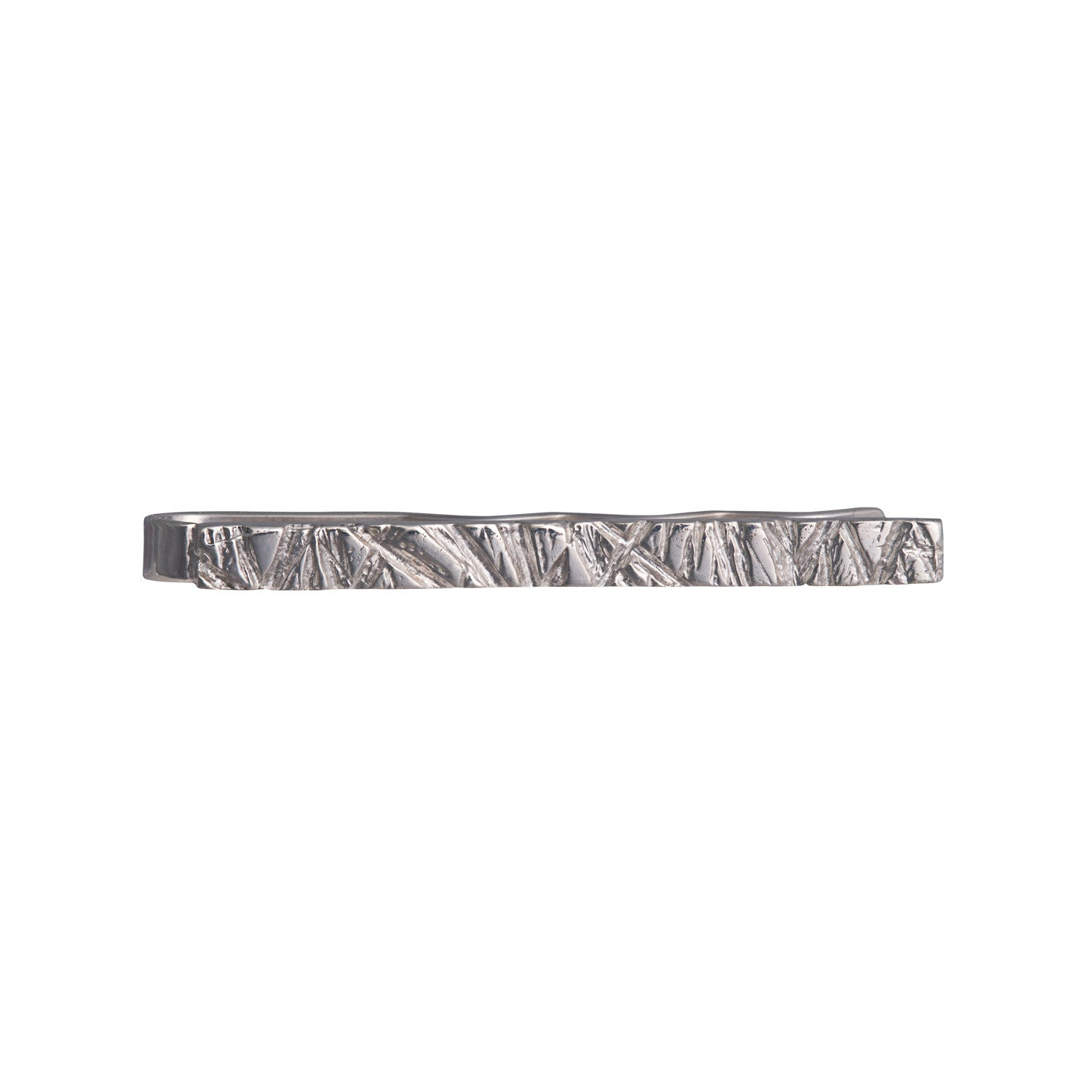 78a3092556b5 Rugged Tie Bar in sterling silver | Edge Only jewelry Ireland
