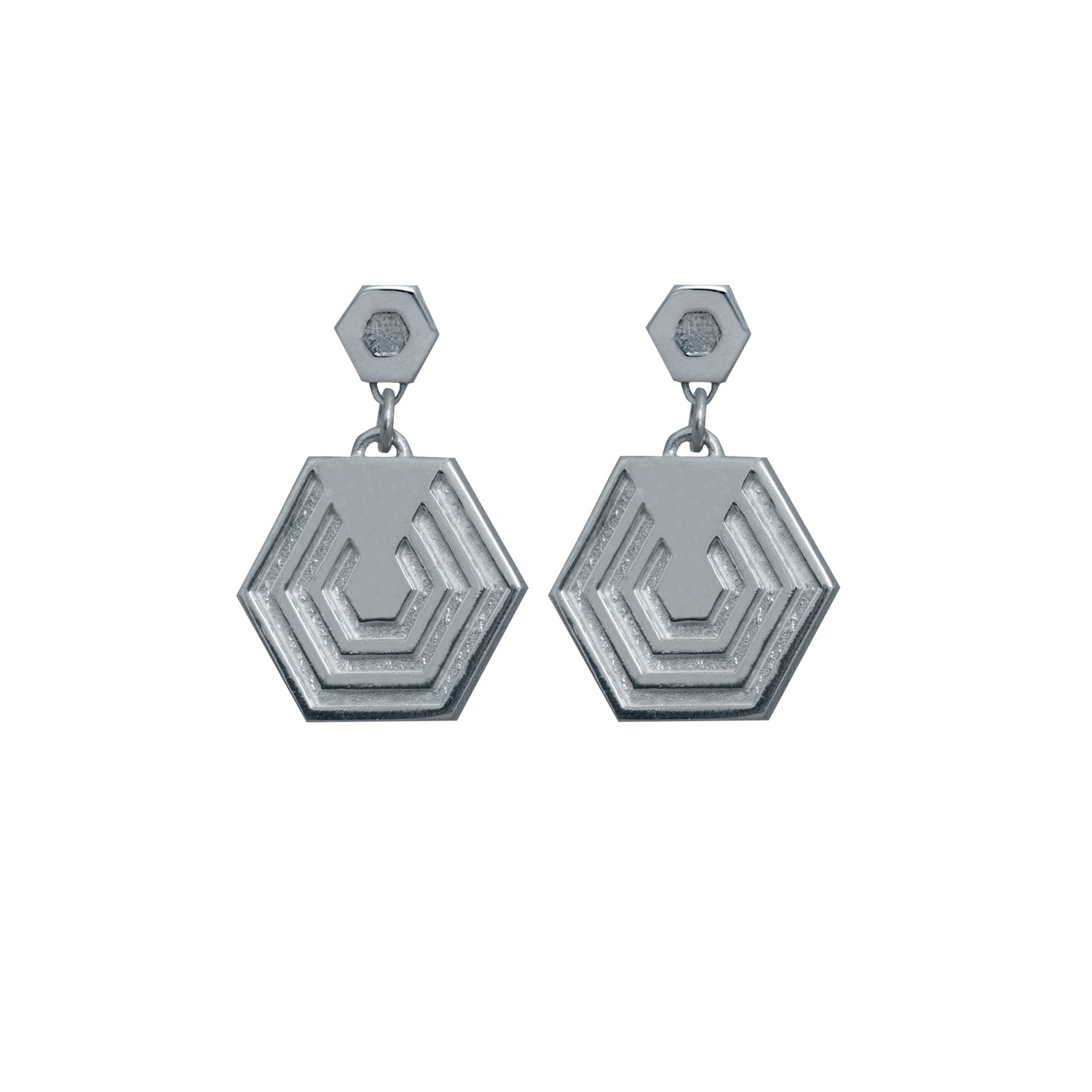 27a17ab92 Hexagons | Edge Only x Leah Hewson | Designer Jewelry Ireland #EOxLH