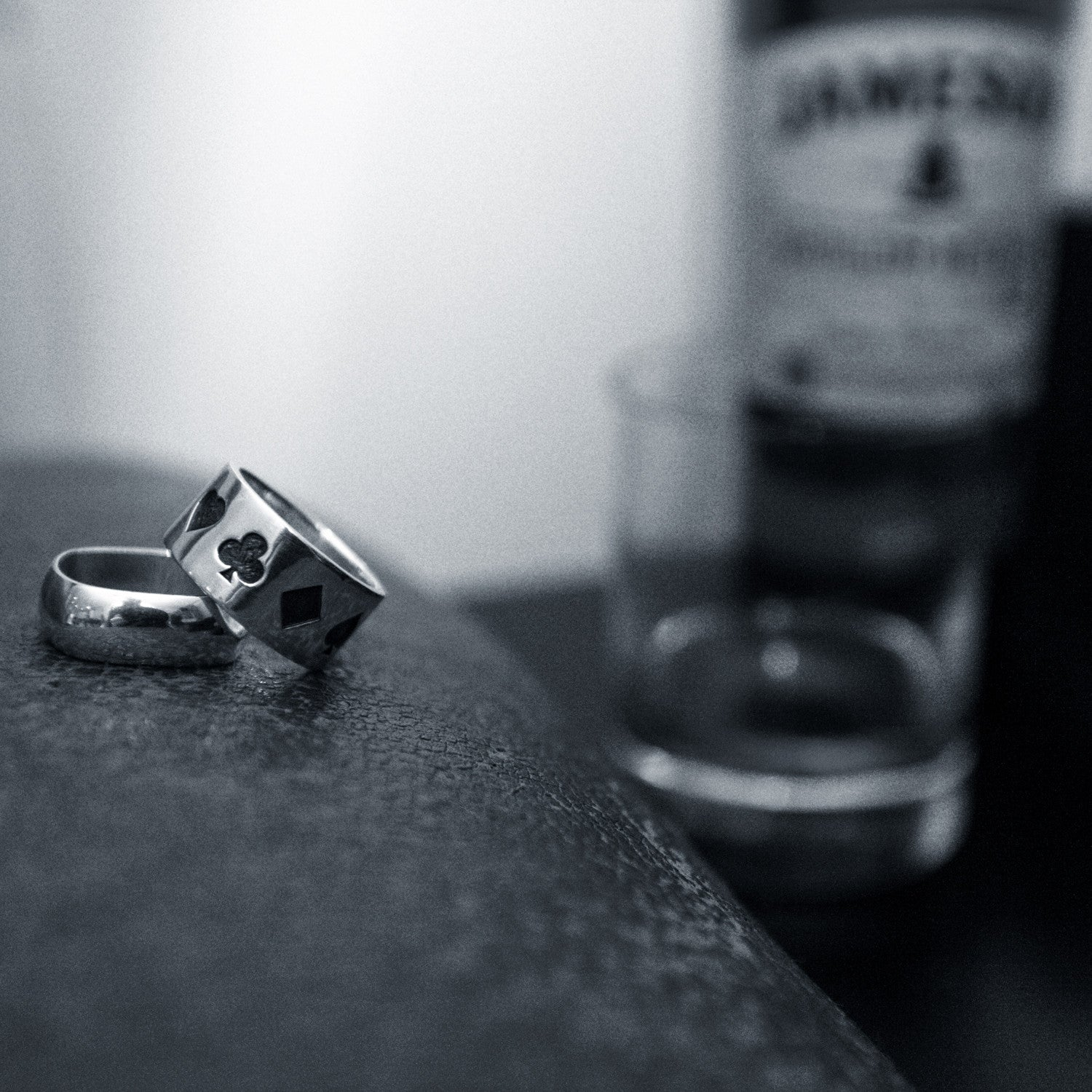Squared Off Men's Ring