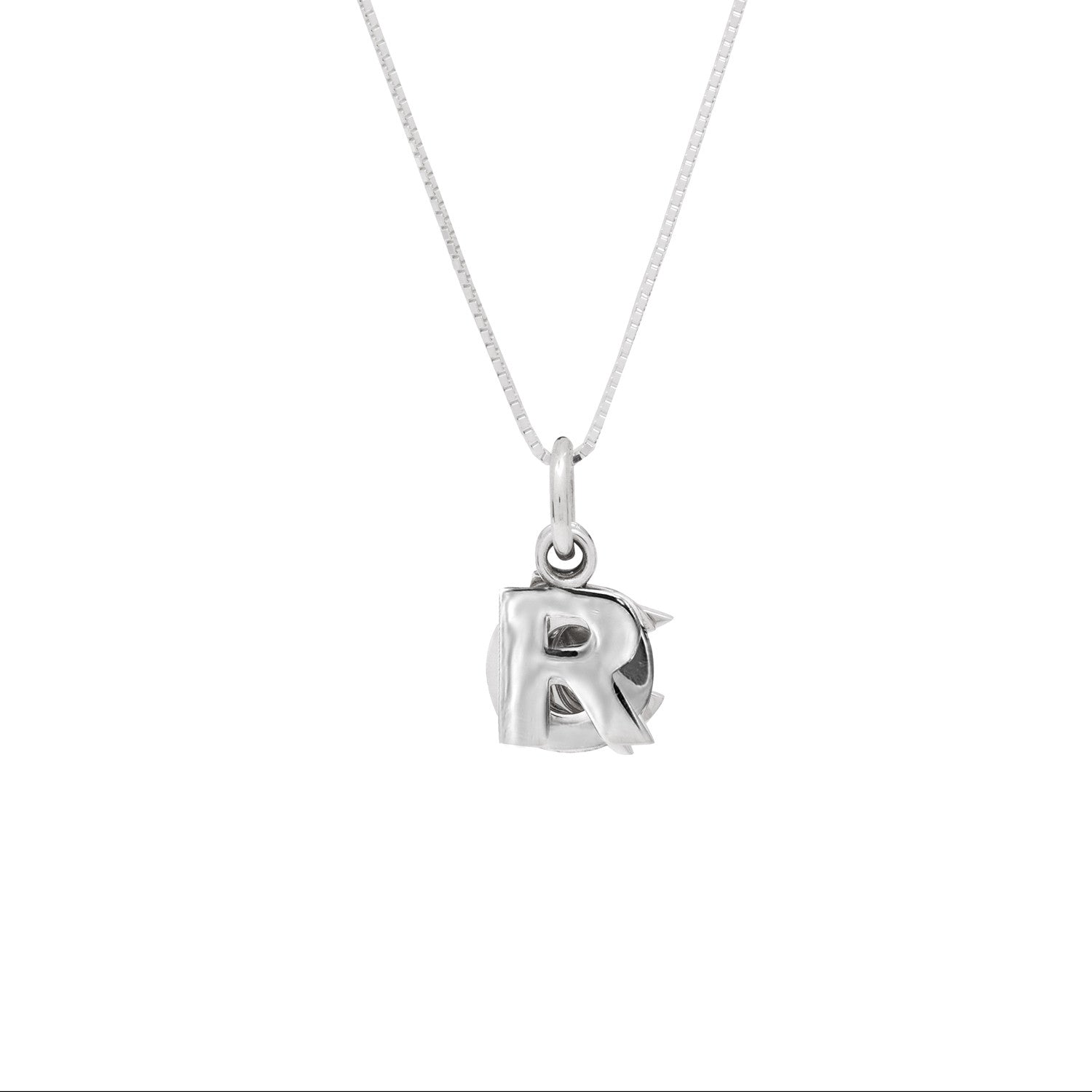 ROCK Pendant in Sterling silver