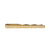 Edge Only Tie Bar 18ct gold vermeil