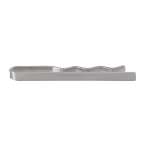 Tie Bar Matt in sterling silver