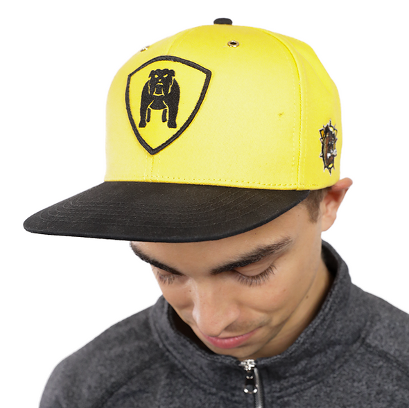 Limited Edition Championship Snapback Alternate - yellow
