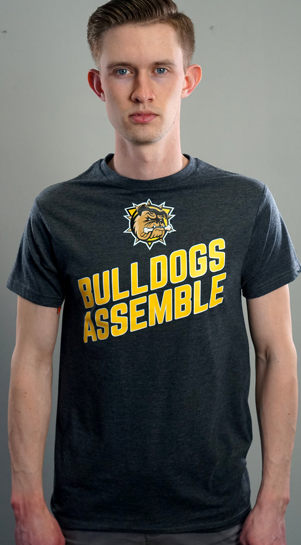 "2018 Playoff ""Bulldogs Assemble"" T-shirt"