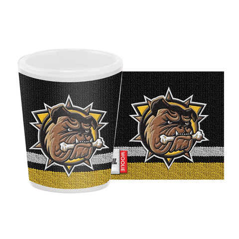 Woolie Sublimated Shot Glass 1.5oz