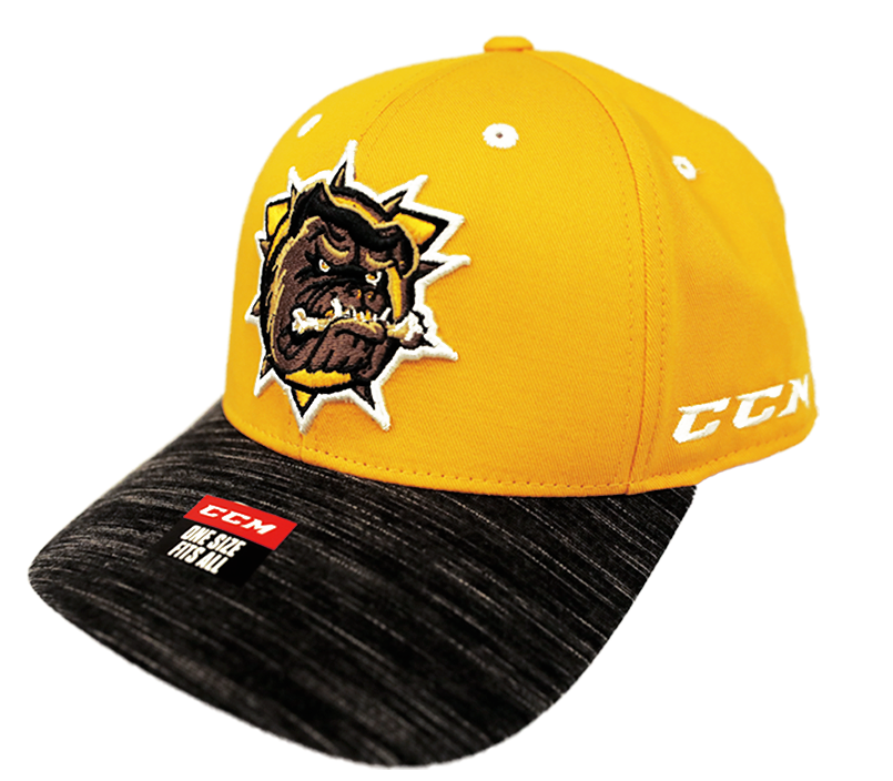87dd4414e9d 2019 CCM OHL Priority Selection Cap – Dog House - Hamilton Bulldogs Store
