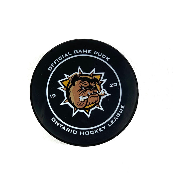 2019 Official Game Puck
