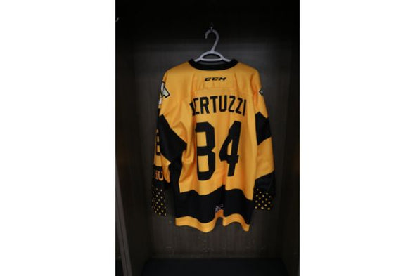 #84 Tag Bertuzzi 2019-2020 5 Year Anniversary Warm Up Jersey