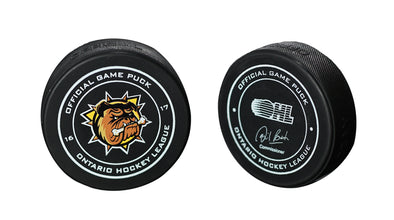 2016 Official Game Puck