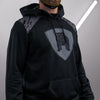 Bulldogs Shield Performance Stealth Hoodie