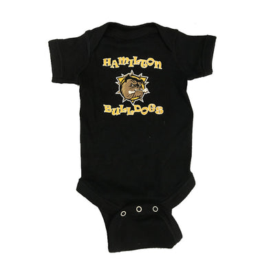 Infant Onesie (Black)
