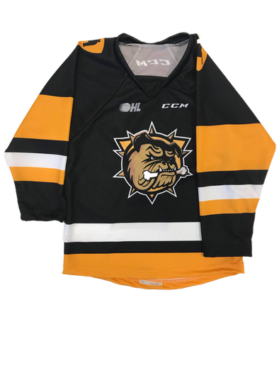 CCM Child Sublimated Jersey (Black)