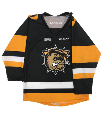 CCM Child Jersey (Black)
