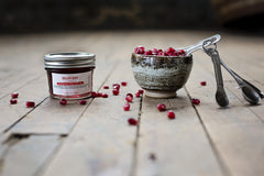 Pomegranate-Pinot Noir Jelly