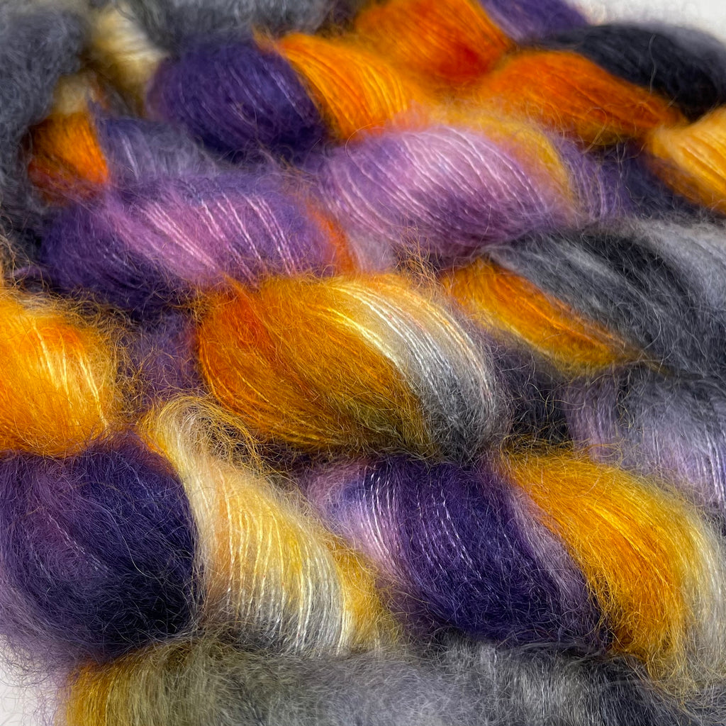 Fort Night Mohair and Silk Strange Brew
