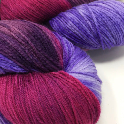 Enlighten Sock Yarn Flutterby